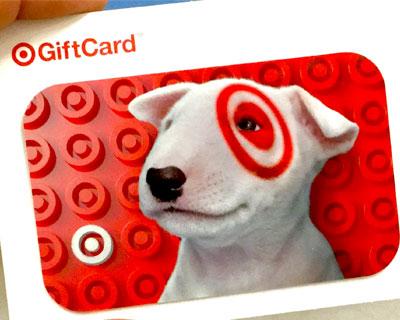 $100 Target Gift Card